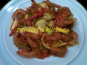 prawn shrimp thailand recipe