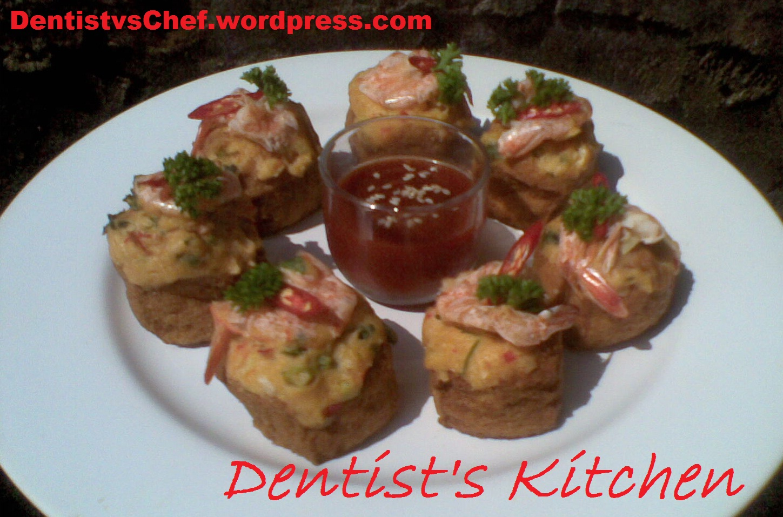 resep dimsum tahu isi udang stuffed tofu dentist chef