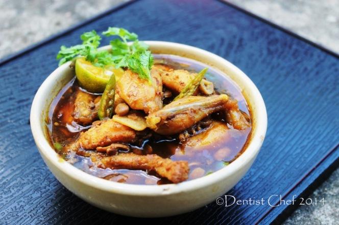 Resep Ayam Goreng Mentega Kering