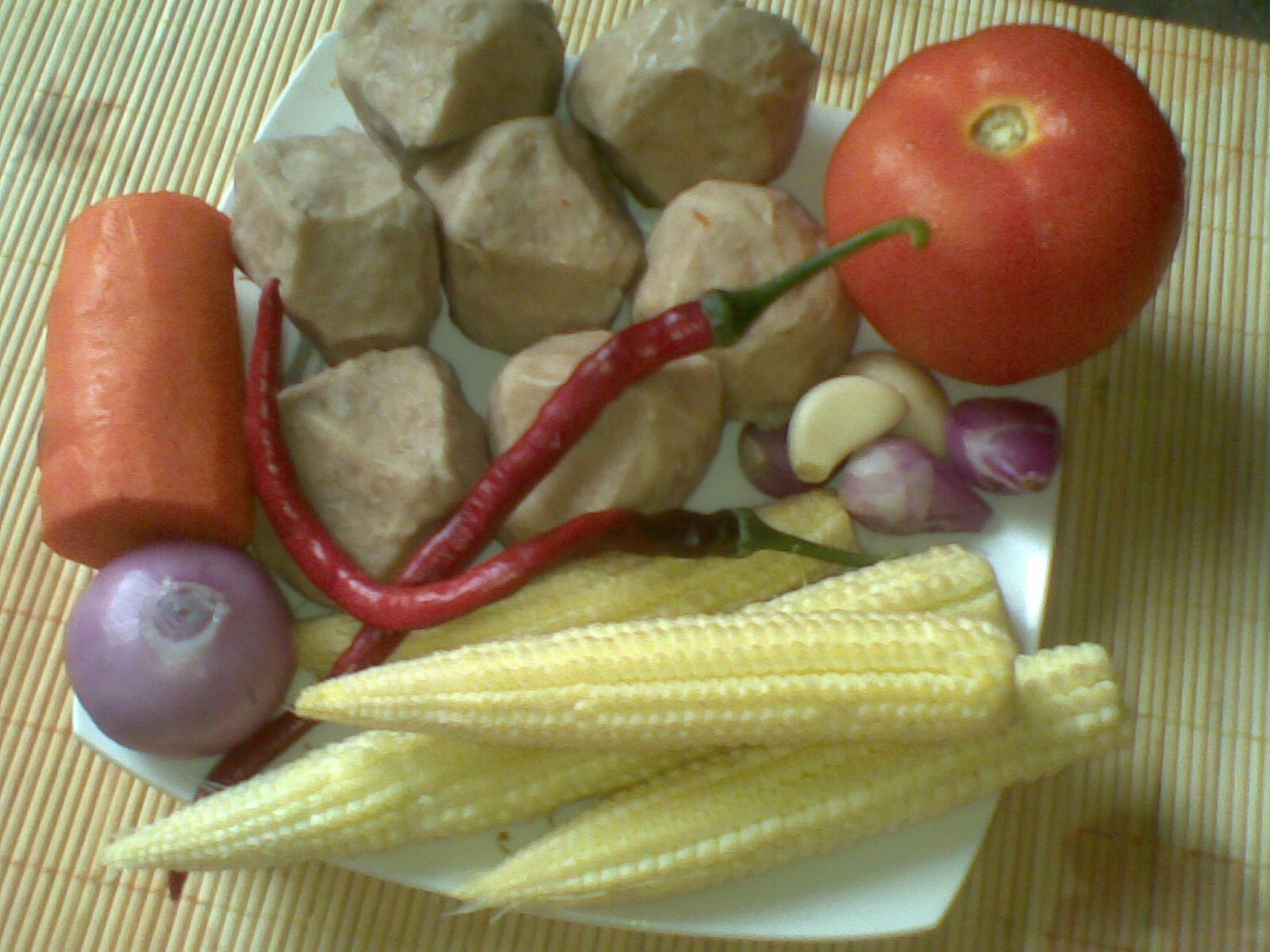 Resep Bakso (Meatball)   DENTIST CHEF
