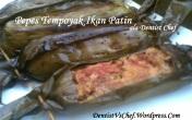 pepes patin tempoyak palembang