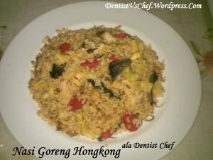 resep nasi goreng hongkong