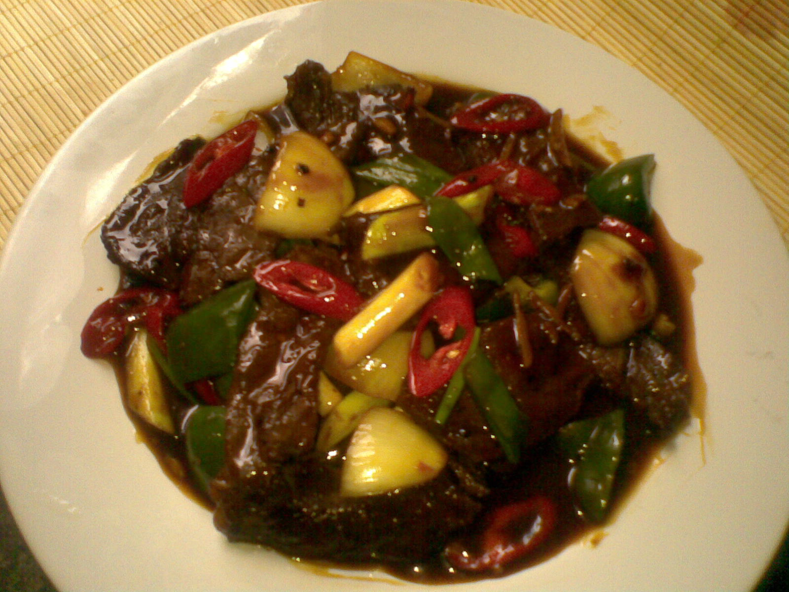 Details resep masakan daging sapi empal aneka resep masakan click for
