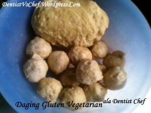 daging gluten vegetarian