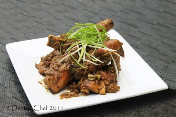 resep ayam margota manuk gota masakan batak ayam masak darah