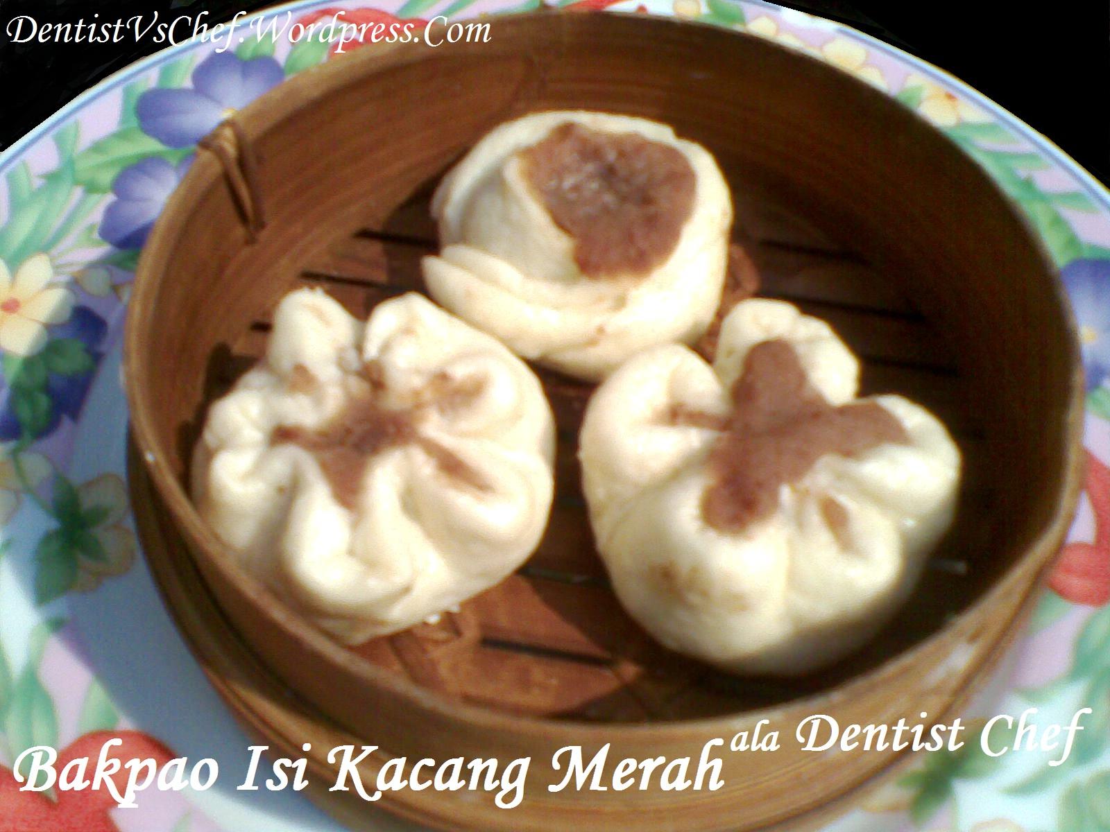 Resep Bakpao Isi Kacang Merah Ala Dentist Chef Dentist Chef