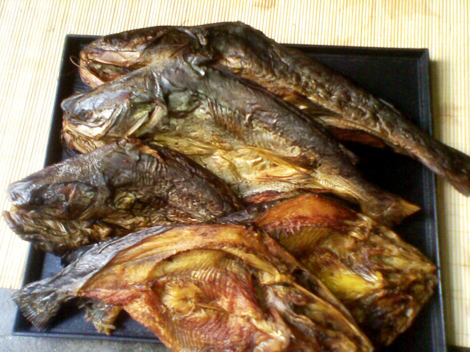 Ikan Salai Dapat Dimasak Dengan Berbagai Cara Baru Diasap