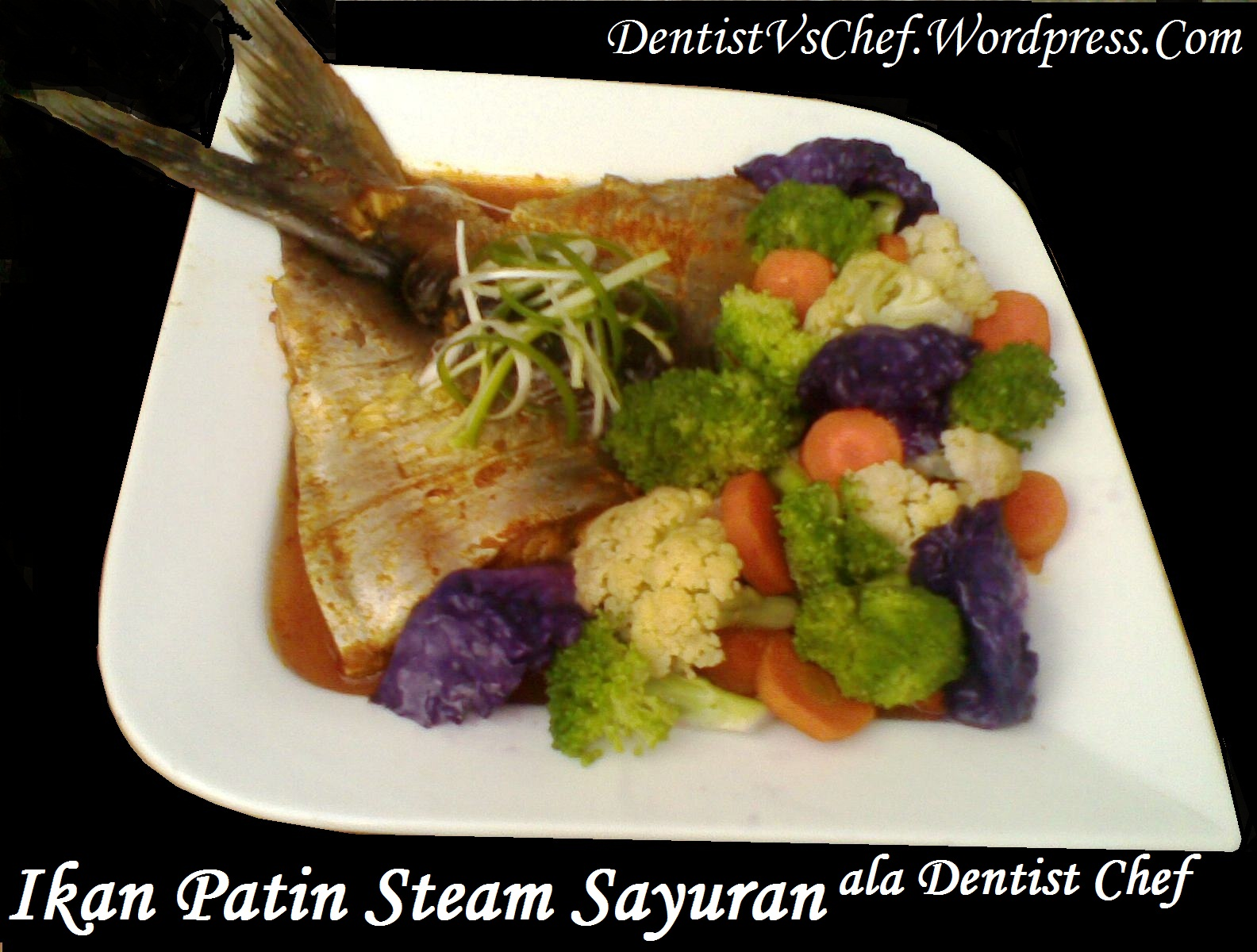 Resep Masakan Tim Ikan Sayuran