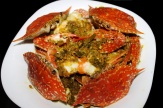 how cook blue crab recipe steam