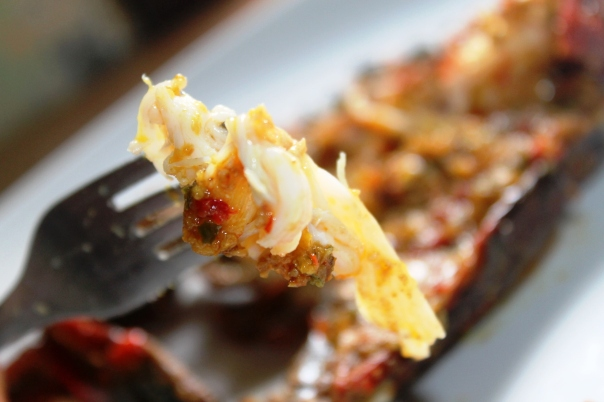 how grilled lobster meat