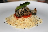 lamb chop recipe black cumin crusted