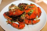 recipe Kam Heong female Crab