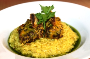 Lamb biryani rice recipe middle east style resep nasi for Best risotto in milan