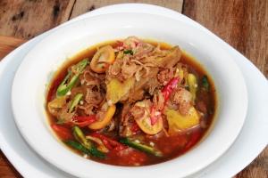 resep sup tom yum ayam thailand
