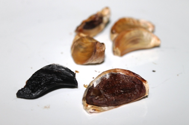 black garlic how make homemade failed