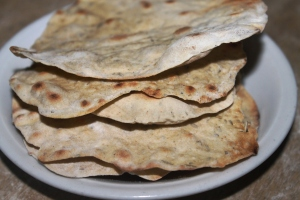 cara membuat roti tortilla step by step