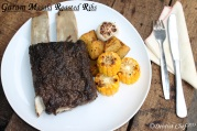 garam masala roasted ribs indian style resep iga india