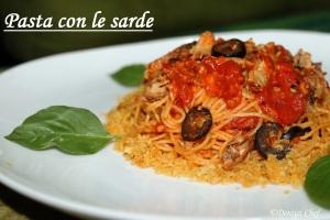recipe pasta spaghetti con le sarde pasta ikan dentist chef
