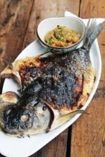 resep ikan bakar mudah sambal rawit dentist chef