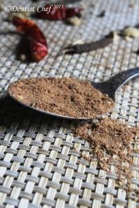 resep india bumbu garam masala