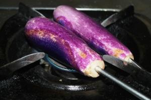 resep masakan arab baba ganoush terung