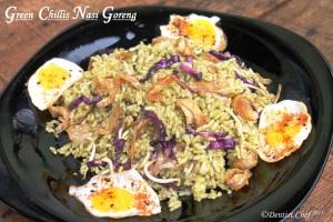 Resep Nasi Goreng Cabe Hijau Ijo