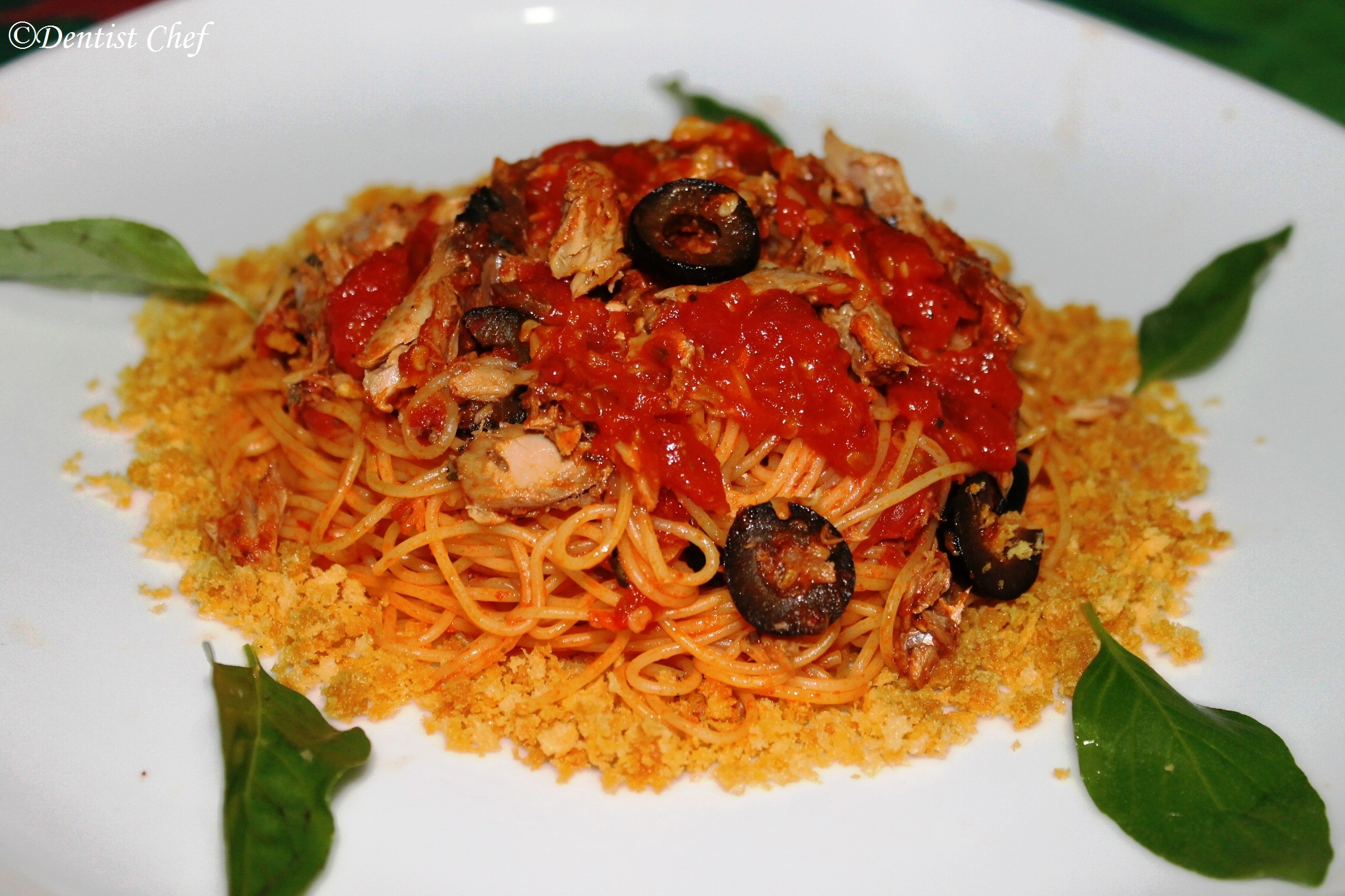Resep Pasta Spaghetti Con Le Sarde ( Pasta with Sardine Fish) ala ...