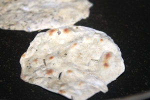 resep tortilla step by step bread