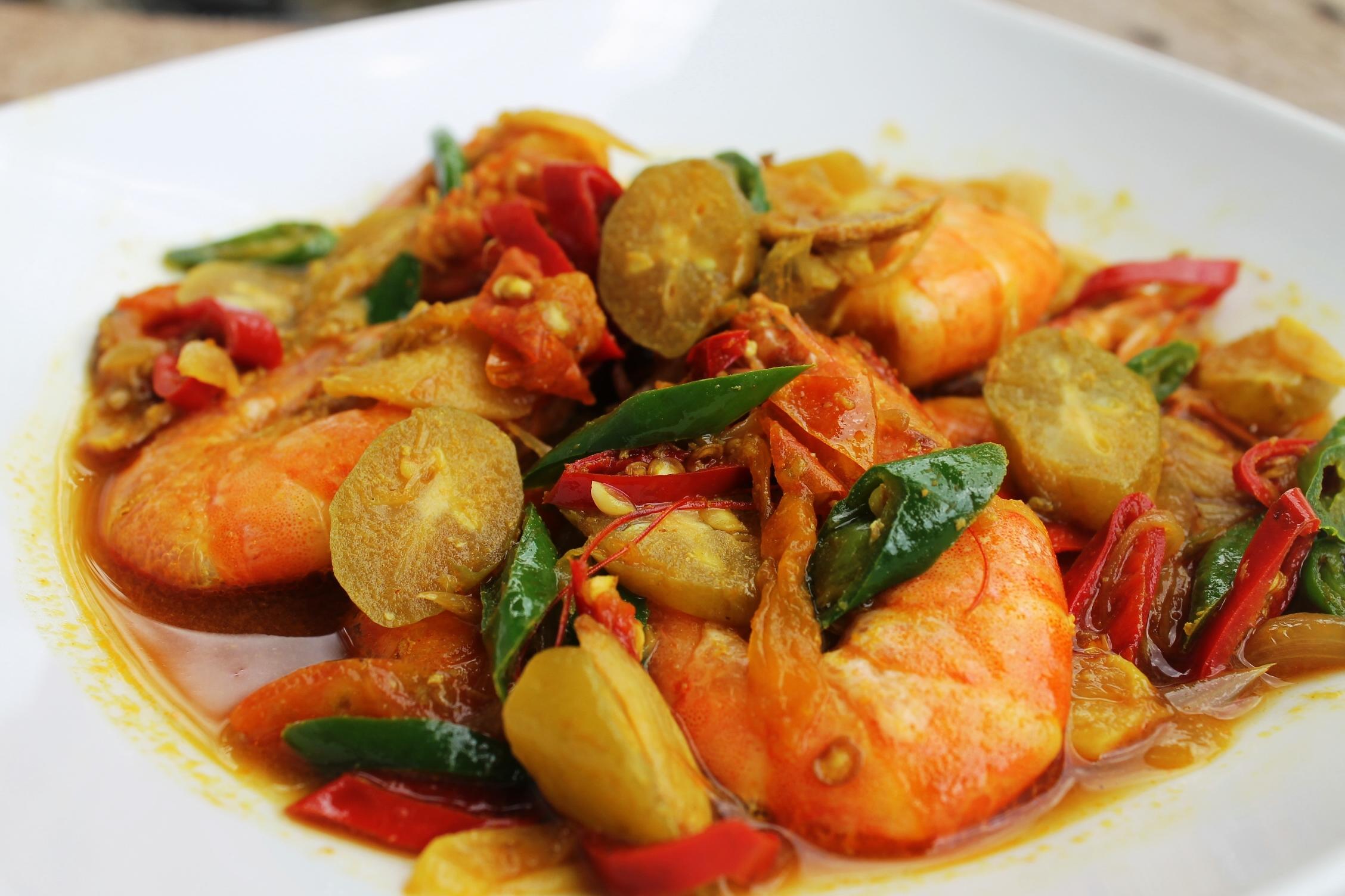image gallery masakan udang