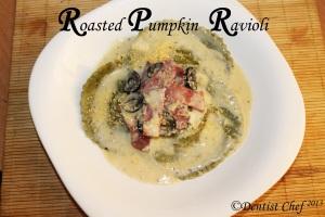 homemade ravioli recipe pumpkin filling ravioli