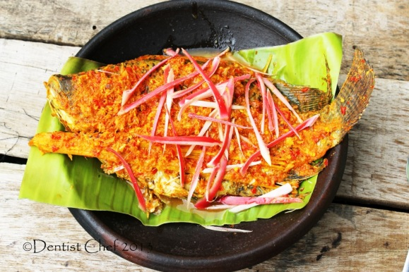 ikan arsik resep masakan tapanuli utara batak