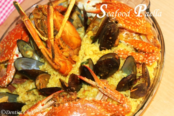 paell seafood saffron recipe how make paella valencia seafood recipes