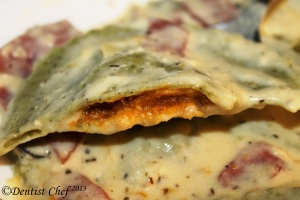 pumpkin ravioli green ravioli recipe fresh ravioli