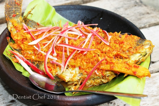 resep ikan mas arsik masak asam khas tapanuli utara