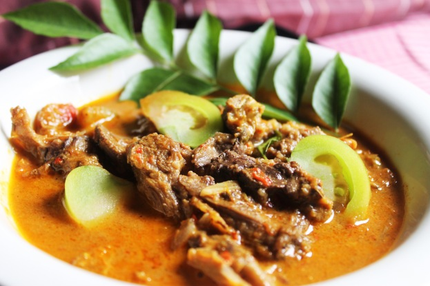 resep kari kambing gulai kepala kambing mutton curry goat curry recipe indian