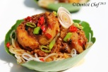 steamed sea scallop black bean how to steaming sea scallop chinese style glass noodle