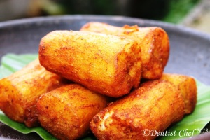 cassava recipe how to cook cassava root resep singkong deep fried cassava