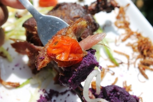 crispy tender confit recipe how make fall off bone confit