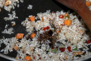 italian rice paella negro nigra black paella recipe step by step