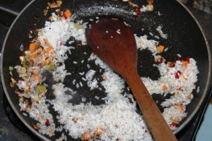 italian rice recipe arroz negro black paella suid cuttlefish recipe