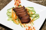 recipe smoked duck tea smoked duck goose breast recipe dentist chef