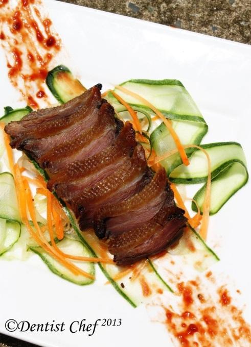 resep daging bebek angsa asap ala restoran chinese food olahan bebek angsa enak resep