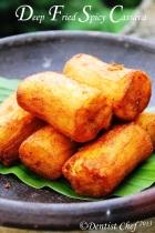 resep singkong goreng keju bumbu pedas enak empuk ubi kayu empuk