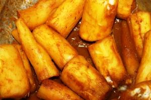 tips singkong goreng empuk enak ubi goreng berbumbu sehat gurih resep