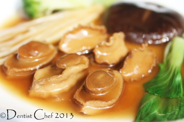 abalone soup recipe braised abalone  thick sauce how cook dried abalone