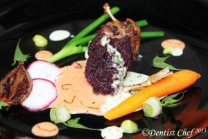 pan fried frog leg recipe saffron sauce  french frog recipe