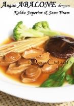 resep abalone angsio abalone saus tiram resep imlek abalone