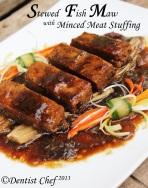 stew fish maw stuffed minced meat recipe chinese hipio
