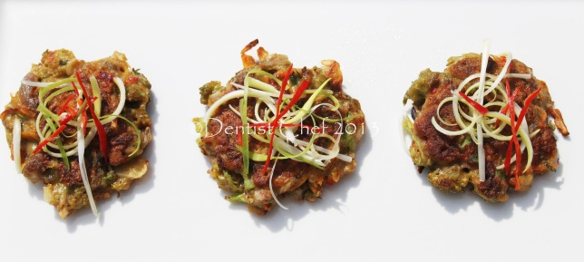 Cow brain Deep fried brain recipe offal lamb brain
