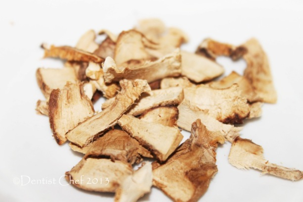 dried porcini mushrooms recipe